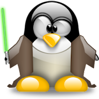 tux star wars