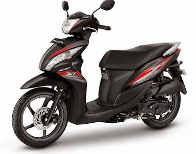 Sepi Peminat, AHM Tetap Produksi Honda Spacy