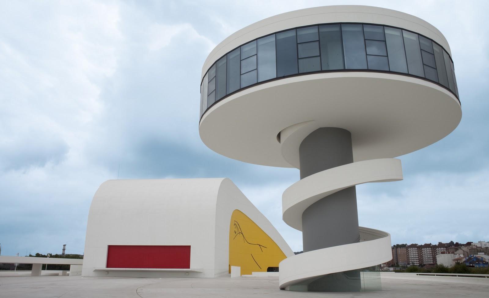Patrimonio arquitect nico de asturias niemeyer en aviles - Arquitectos aviles ...