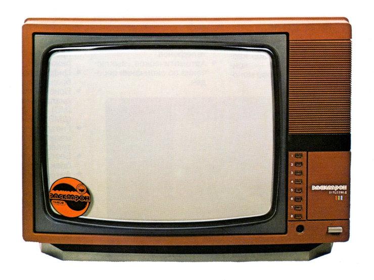 ภาพ โทรทัศน์ในแบบเดิม ...