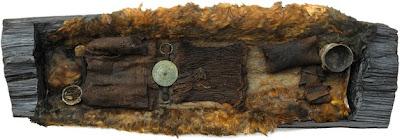 Cientistas resgatam a longa jornada de jovem morta há 3.400 anos