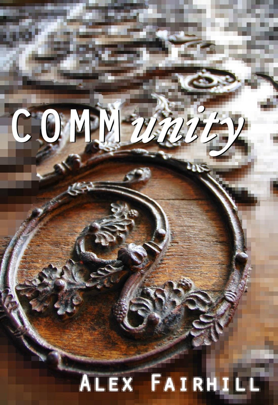 Community cover, Alex Fairhill