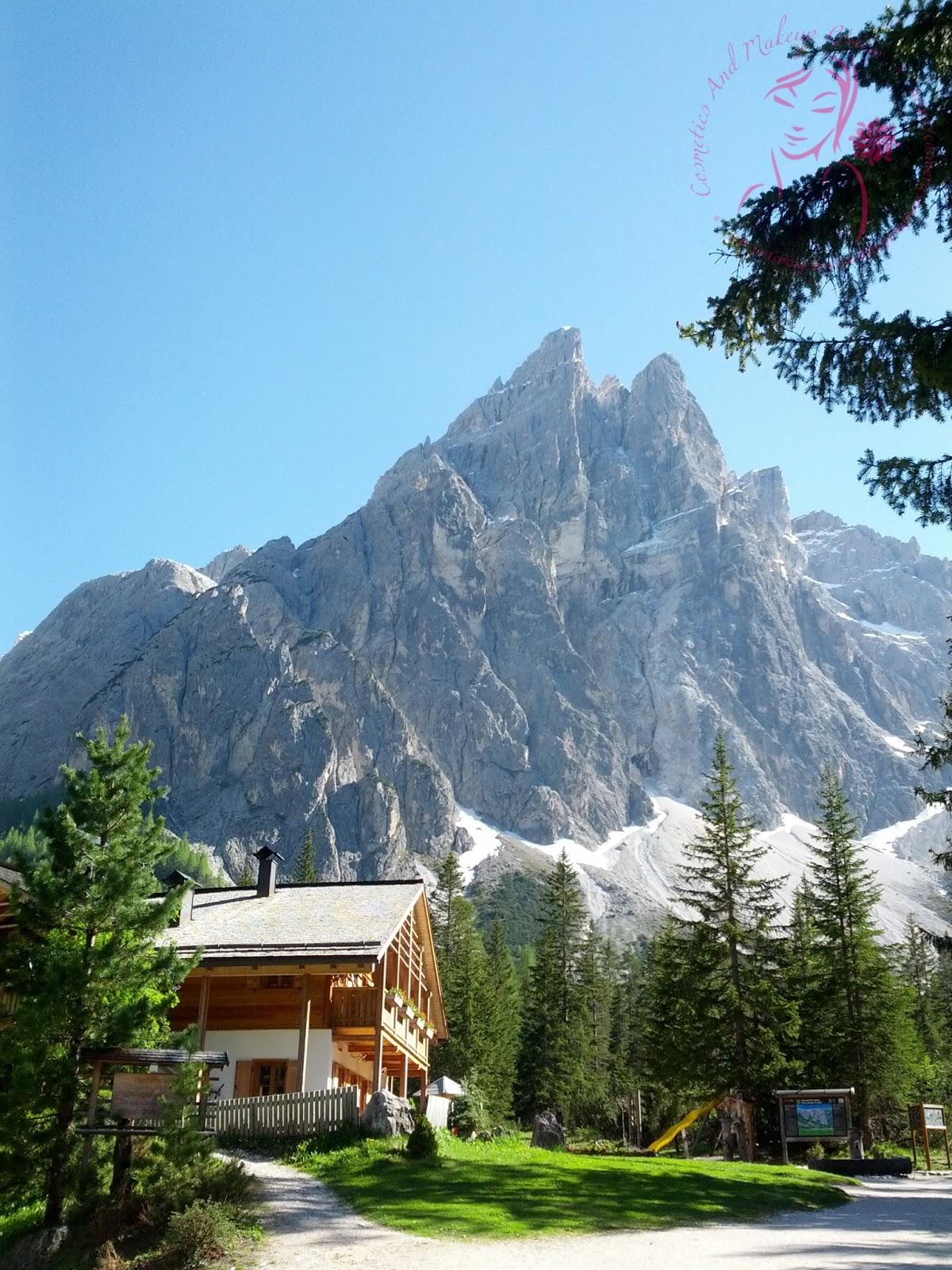 Rifugio Fondovalle (1548m) - Val Fiscalina - Alto Adige
