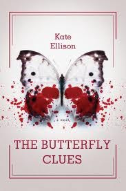 Review of The Butterfly Clues by Kate Ellison published by Egmont