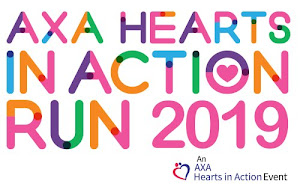 AXA Heart In Actions Run 2019 - 21 July 2019