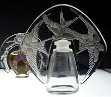 Site d'Antoine Poujol - Les Flacons de Parfum.com