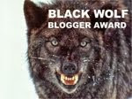 Black Wolf Blogger Award 2015
