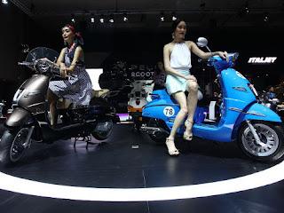 Spesifikasi dan Harga Motor Skuter Peugeot di Indonesia