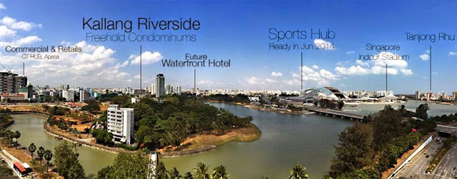 Why buy Kallang Riverside Condo @ Kampong Bugis?
