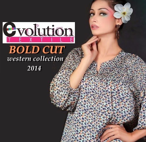 Evolution Bold Cut Western Collection 2014-15