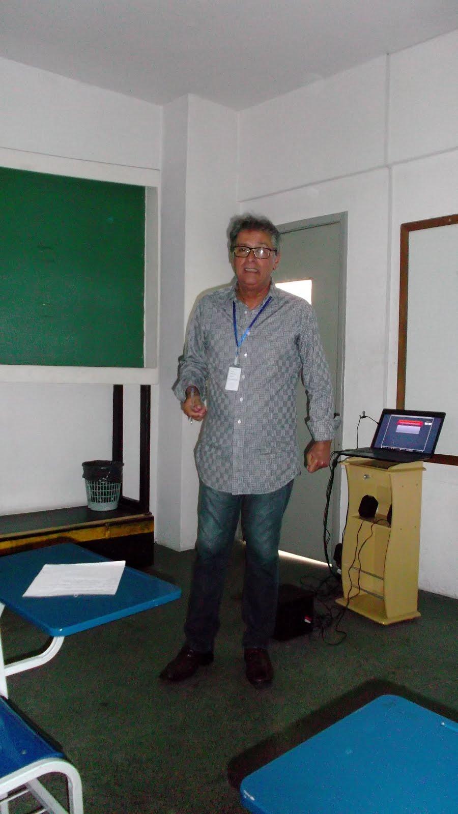 Aulas na Pós-Graduação (Faculdades Campos Elíseos)