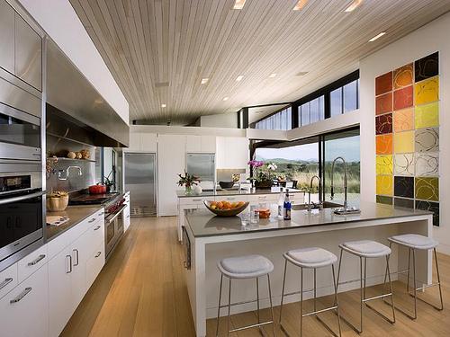 minimalist kitchen design living blog