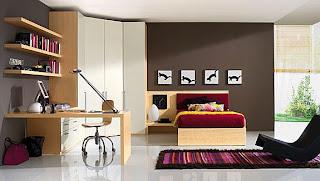 cómo decorar la habitación de un estudiante