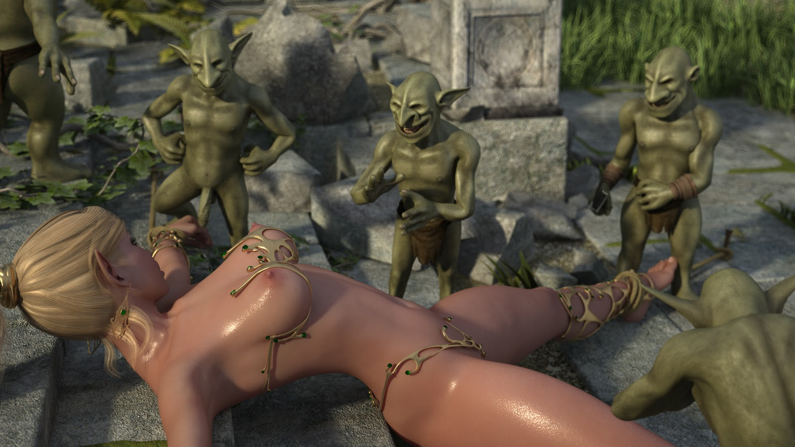 3d dwarf sex elf erotic pic
