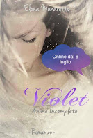 Violet. Anime incomplete