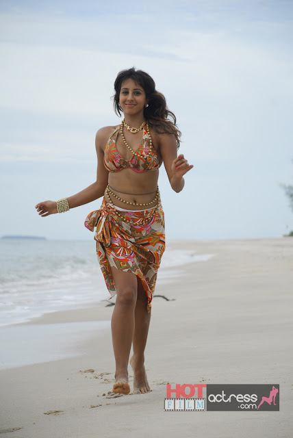 Telugu+Actress+Sanjana+Beach+Stills Telugu Actress Sanjana Beach Hot Stills