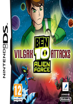 Ben 10 Alien Force Vilgax Attacks [PC-Emulado] [Español] [Full] [EXS