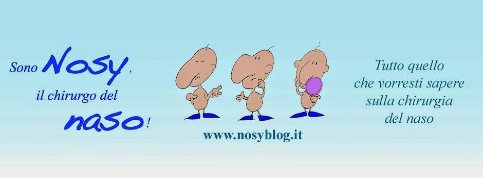 Nosy, il blog del naso!