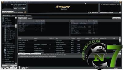 Winamp Pro 5.70