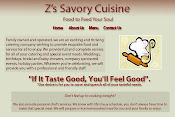 Z's Savory Cuisine