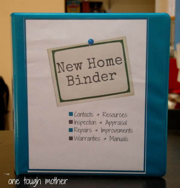 New Home Binder Free Printables Sweet Tea Saving Grace