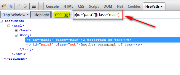 how to give a paragraph a class in html