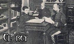 Todo sobre el Rey Alfonso XIII.