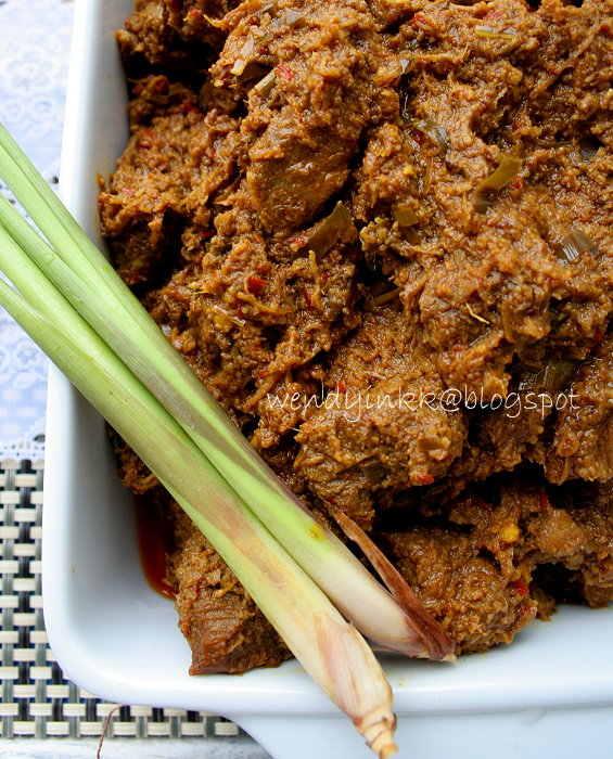 Table for 2.... or more: Beef Rendang - Beef Week # 2