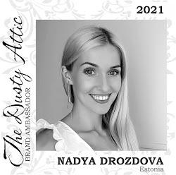 Nadya Drozdova - Ambassador