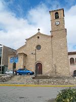 Església de Sant Pere d'Òdena