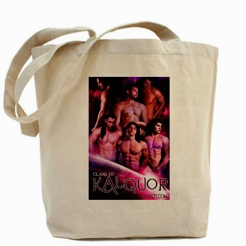 Clans of Kalquor Tote Bag