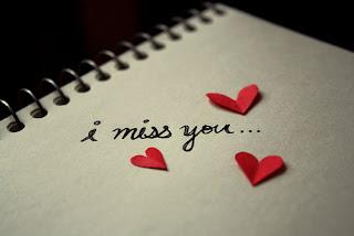 Saya rindukan Awak