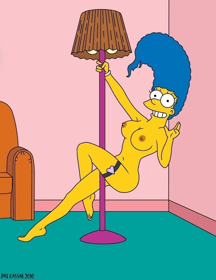 Marge simpson sex vids