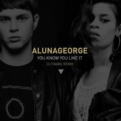 You Know You Like It DJ Snake & AlunaGeorge