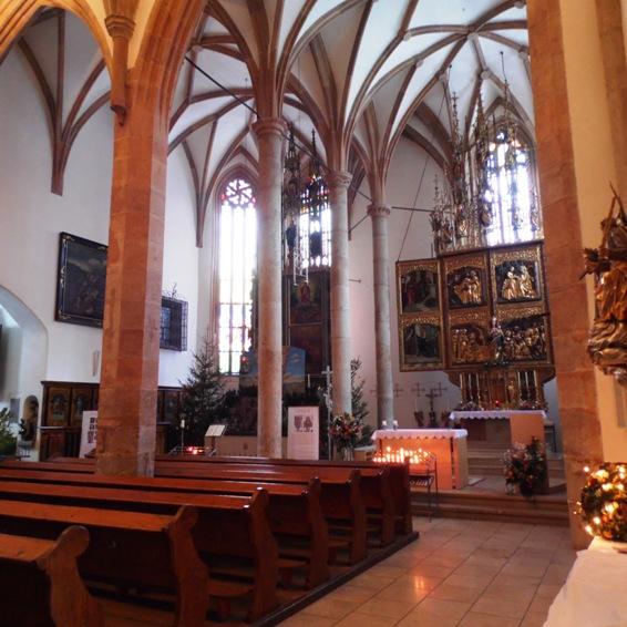 Maria am Berg Katolik kilisesi