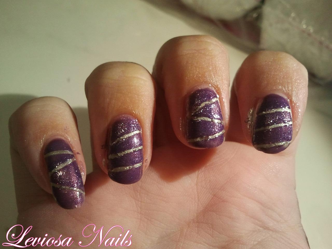 Leviosa Nails Nail Art