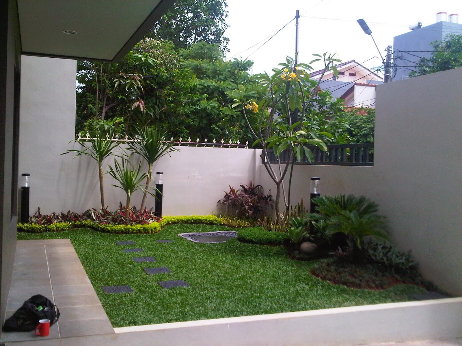 taman minimalis desain taman jakarta tukang taman