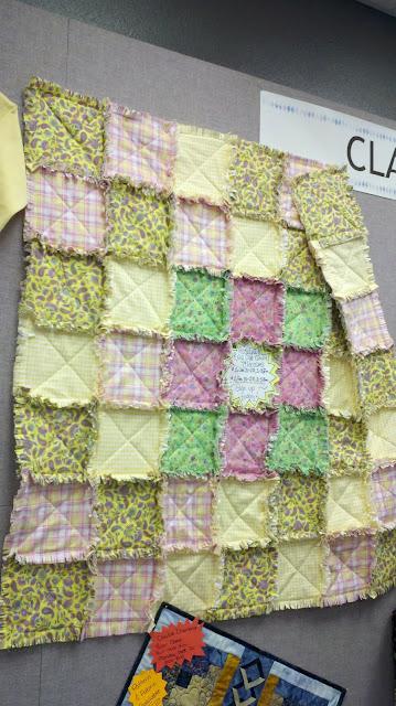 Rocknquilts: AccuQuilt Rag Die quilt tutorial & free patterns!