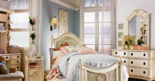 Best shabby chic wall paint colors for Shabby chic bedroom colors