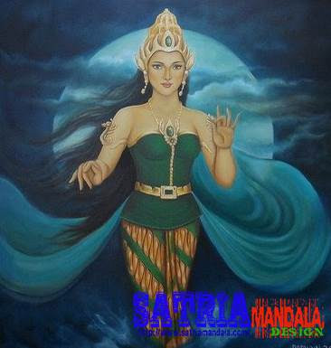 Legenda Sang Ratu Nyi Roro Kidul