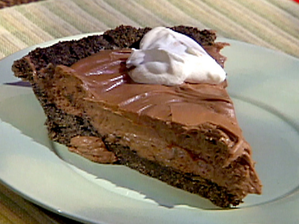 Easy Indian Cooking: CHOCOLATE CREAM PIE