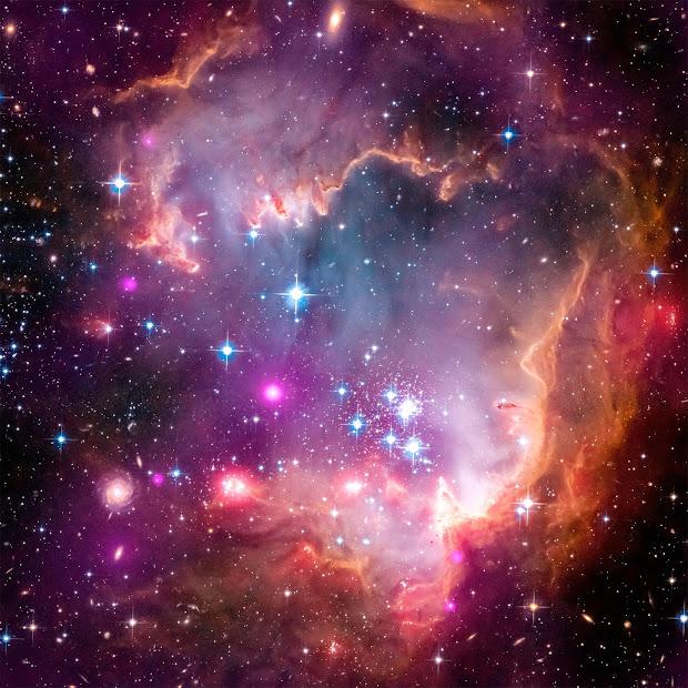 Star-Forming Region N90