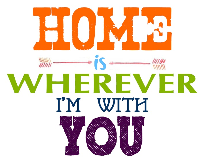 Laura orr interiors home is wherever i 39 m with you big for Home by m