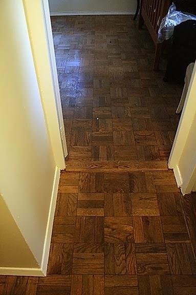 Parquet Floor Refinishing, NYC