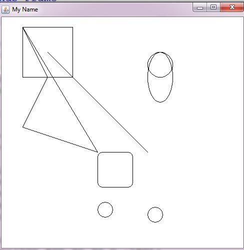 Drawing Lines In Java Swing : Barprogs