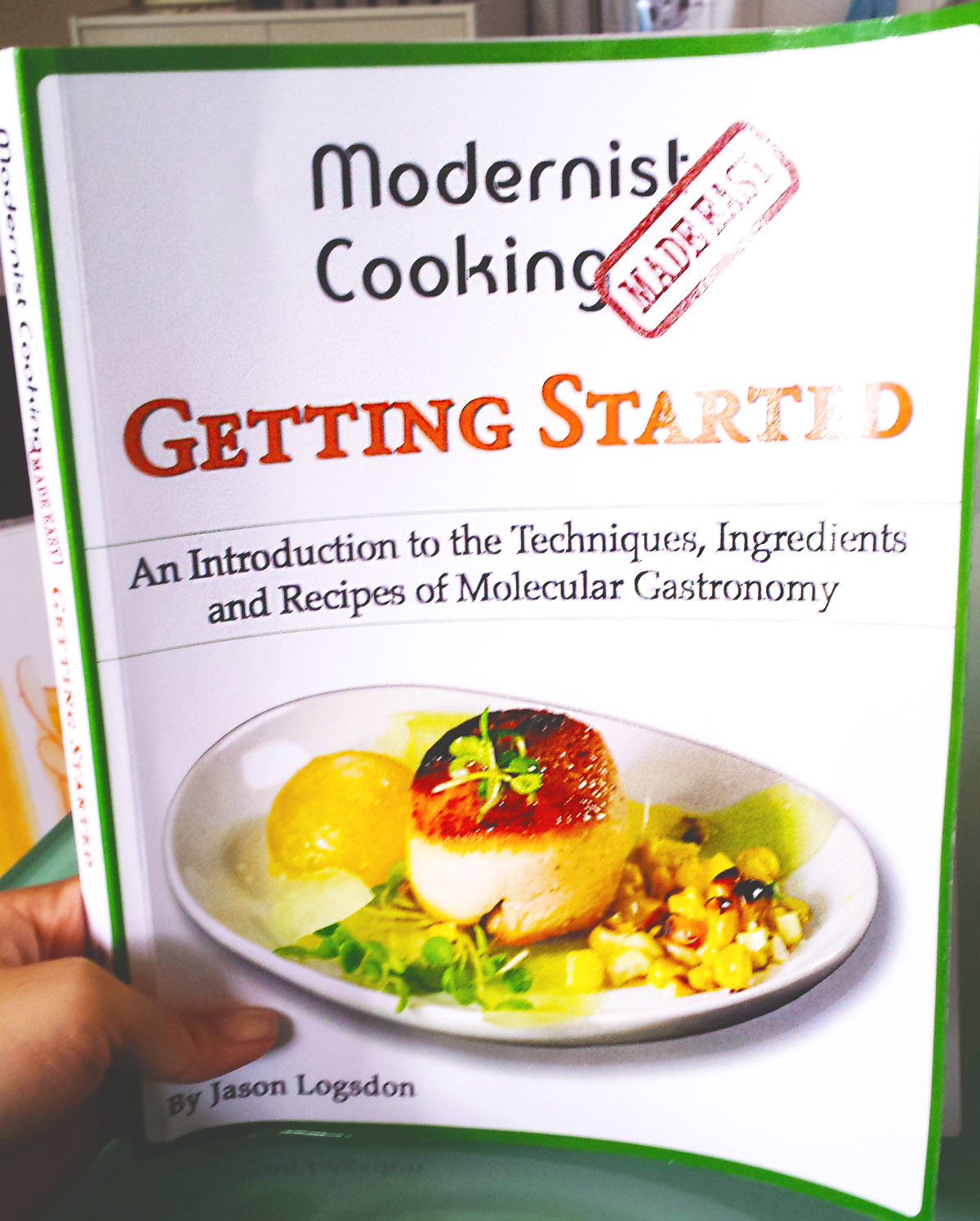 Gastronomy seeker modernist cooking made easy book review for Amazon modernist cuisine at home