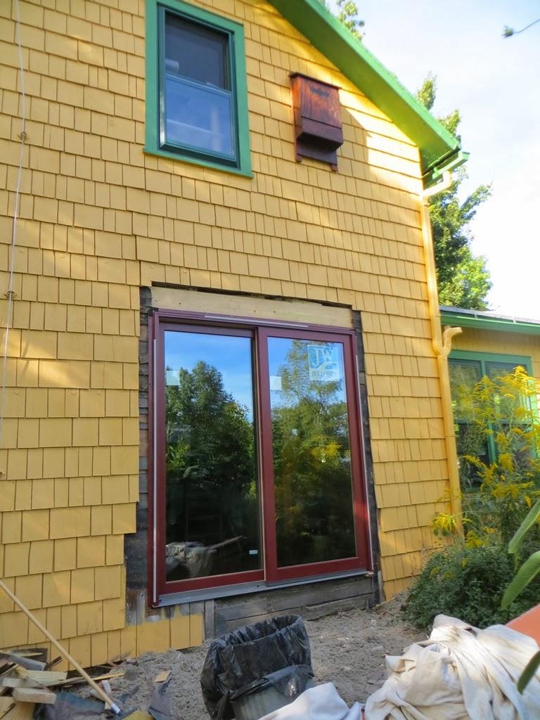 The Common Milkweed Southern Exposure New Patio Door