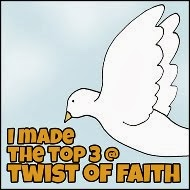 Top 3 @ Twist of Faith challenge