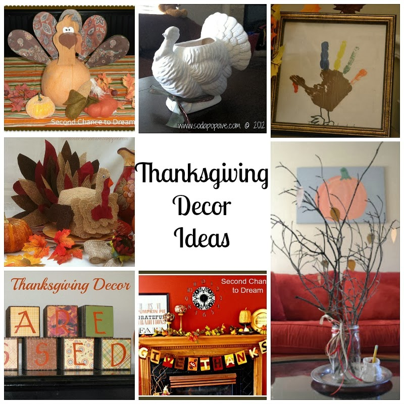 Thanksgiving decor ideas creative southern home for Thanksgiving home decorations pinterest