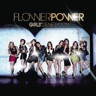 Girls' Generation - Flower Power Lyrics